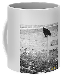 Winter's Stalker Coffee Mug