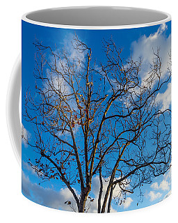 Winter's Tree Coffee Mug