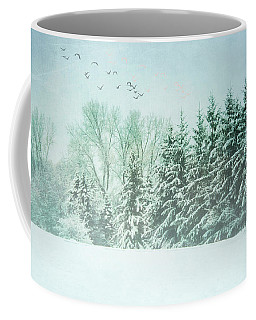 Winter's Watch Coffee Mug