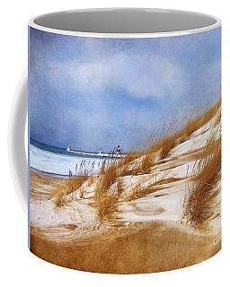 Wintertime St. Joe Lighthouse  Coffee Mug