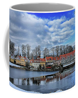 Wintry Nyborg Coffee Mug