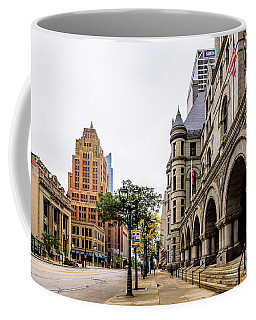 Wisconsin Avenue Coffee Mug