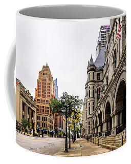 Wisconsin Avenue Coffee Mug