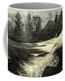 Wiscoy Creek Falls Coffee Mug