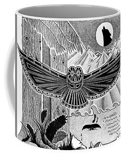 Wisdom Of The Ancestors  Coffee Mug
