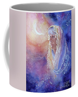 Wisdom Of The Waning Moon Coffee Mug