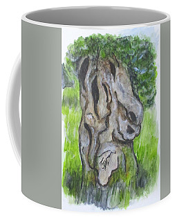 Wisdom Olive Tree Coffee Mug