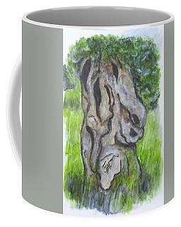 Wisdom Olive Tree Coffee Mug