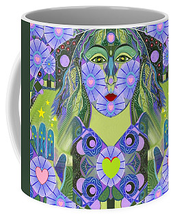 Wisdom Rising Coffee Mug