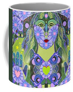 Wisdom Rising Coffee Mug