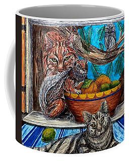 Wisdom Would Say Coffee Mug