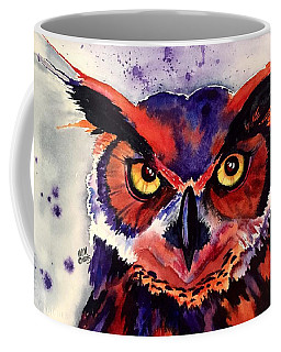 Coffee Mug featuring the painting Wisdom's Strength by Michal Madison
