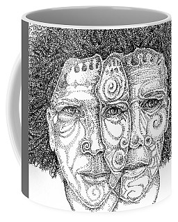 Wise Words-two Heads Are Better Than One Coffee Mug
