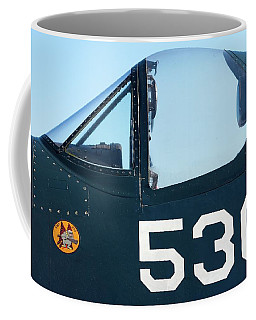 Wish It Was My Office - 2018 Christopher Buff, Www.aviationbuff.com Coffee Mug