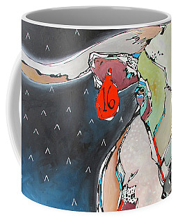 Wish On A Lucky Steer Coffee Mug
