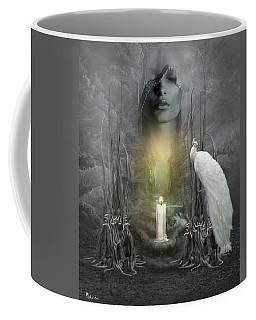 Wishing Candle Coffee Mug