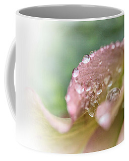 Wishing Well Coffee Mug by Connie Handscomb