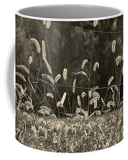 Coffee Mug featuring the photograph Wispy by Joanne Coyle