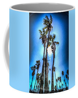 Wispy Palms Coffee Mug