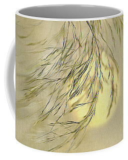 Wispy Sunset-1 Coffee Mug by Nina Bradica