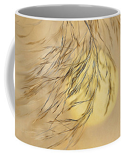 Wispy Sunset-2 Coffee Mug by Nina Bradica