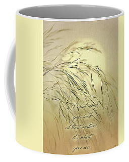 Wispy Sunset-3 Coffee Mug by Nina Bradica