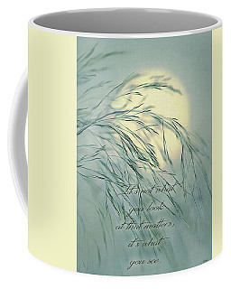 Wispy Sunset-5 Coffee Mug by Nina Bradica