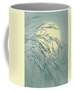 Wispy Sunset-6 Coffee Mug by Nina Bradica