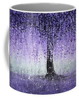 Wisteria Dream Coffee Mug by Kume Bryant