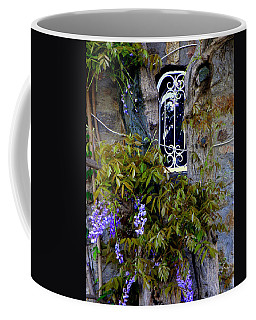 Wisteria Window Coffee Mug