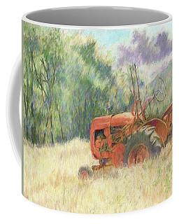 Wistful Dop Coffee Mug