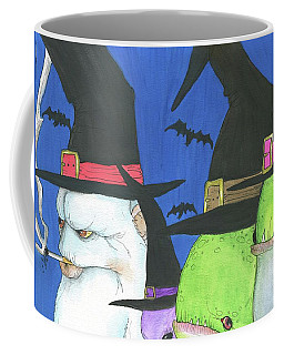 Witch Hunt Coffee Mug