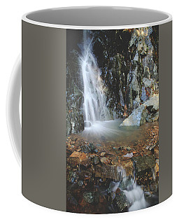 With Heart And Soul Coffee Mug by Laurie Search