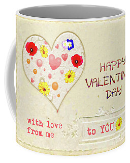 With Love From Me To You Coffee Mug
