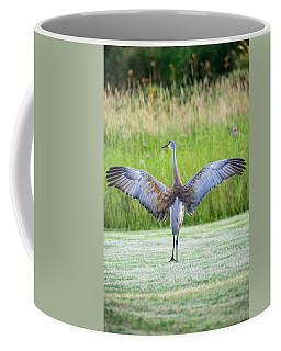 With Open Arms Coffee Mug
