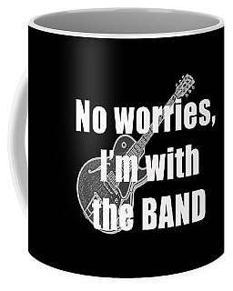 With The Band Tee Coffee Mug