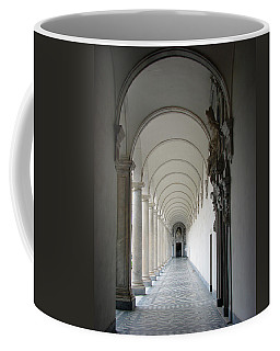 Within The Castle Walls Coffee Mug