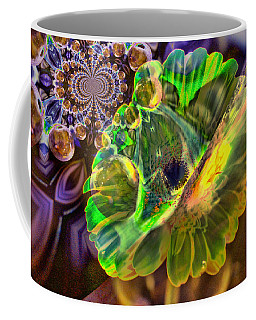 Coffee Mug featuring the photograph Within The Mind Meld by Jeff Swan