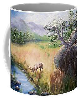 Within Yellowstone Coffee Mug