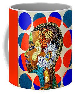 Without Question - Danai Gurira II Coffee Mug