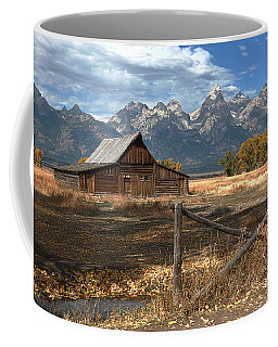 Withstanding The Test Of Time Coffee Mug