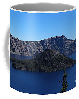 Wizard Island Coffee Mug