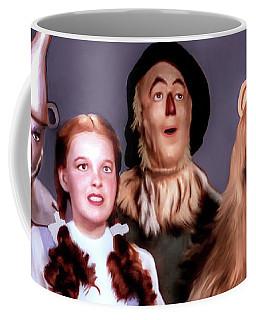 Wizard Of Oz Coffee Mug by Pennie  McCracken