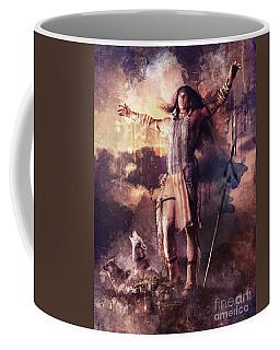 Wolf Clan Warrior Coffee Mug