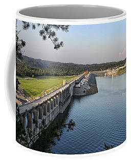 Wolf Creek Dam Coffee Mug