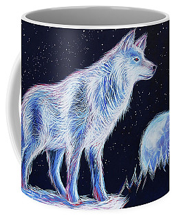 Wolf Moon Coffee Mug