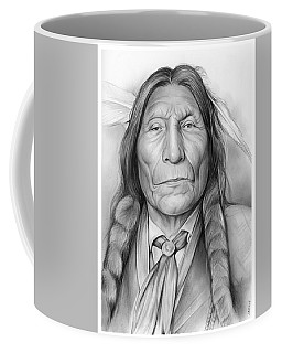 Wolf Robe Coffee Mug