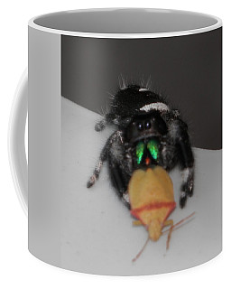 Wolf Spider Snackage Coffee Mug