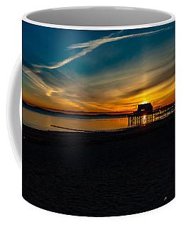 Wollaston Beach Sunrise 3 Coffee Mug