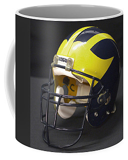 Wolverine Helmet From The 1990s Coffee Mug